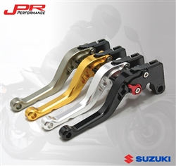 SUZUKI ADJUSTABLE SHORTY LEVER SET